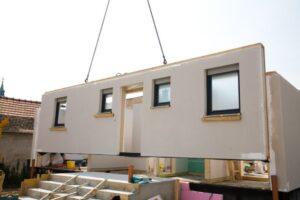 Domy modułowe
