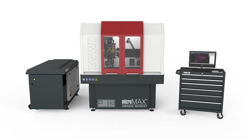 Waterjet MicroMAX