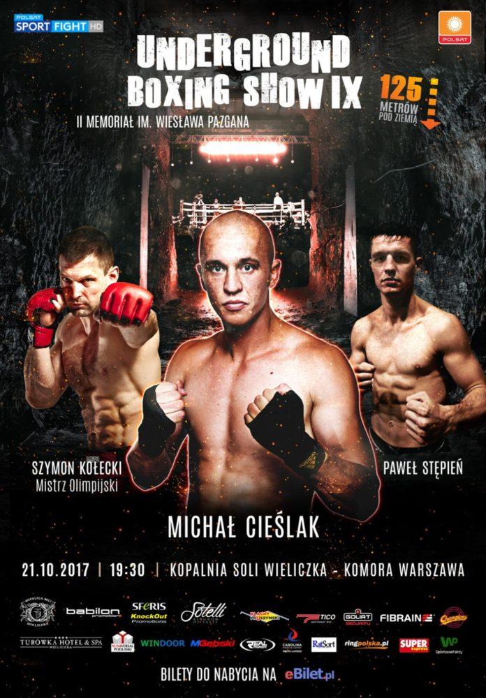 Underground Boxing Show
