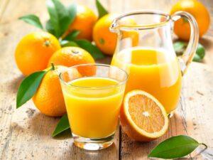 Sok pomarańczowy zwalcza choroby