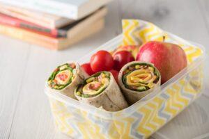 3 pomysły na zdrowe lunch boxy do pracy