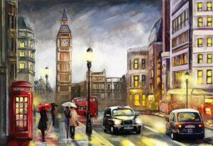 Noc Muzeów w Londynie
