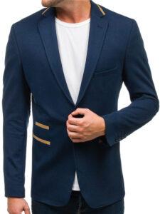 0127a91a60a85 Marynarka to zdecydowanie podstawa męskiej garderoby dżentelmena XXI wieku.
