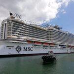 Statek MSC Seaview