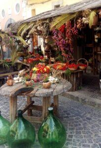 Ischia - uliczka
