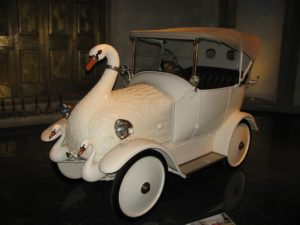 Muzeum Louwman – najstarsza prywatna kolekcja aut
