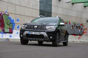 Nowa Dacia Duster – lider sprzedaży samochodów typu SUV