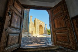 Uzbekistan – uchyl drzwi do świata z baśni