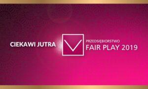Przedsiębiorstwo Fair Play – XXII edycja programu
