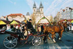 Wielkanoc w Czechach