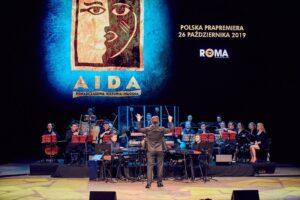 Aida – z Broadwayu do Romy