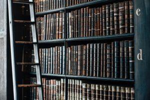 Ciekawe fakty o książkach.
