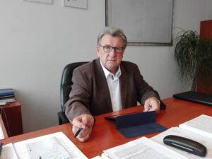 Eugeniusz Szymonik, prezes zarządu AUTOSAN sp. z o.o.