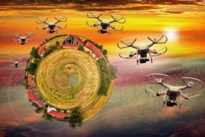 Cel: skuteczna obrona przed rojami dronów