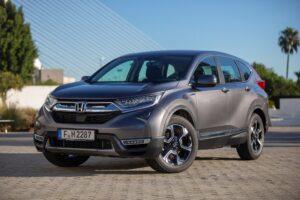 Honda CR-V Hybrid piątej generacji
