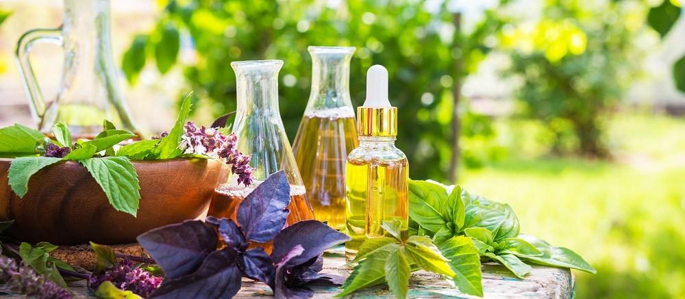 Naturalne środki do dezynfekcji